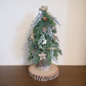 クリスマスツリー|アーティフィシャルフラワーのインテリア雑貨