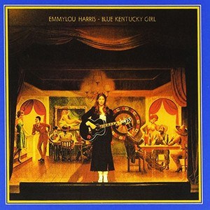 CD 「BLUE KENTUCKY GIRL  /  EMMYLOU HARRIS」