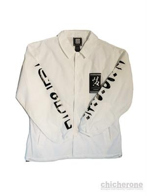 【HYPOCRITE】  The HYOURI Coach Jacket  WHT