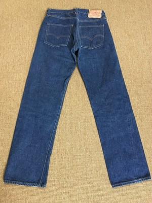 Levi's リーバイス 501 ビッグE オリジナル 濃紺 極上コンディション 60年代 29インチ