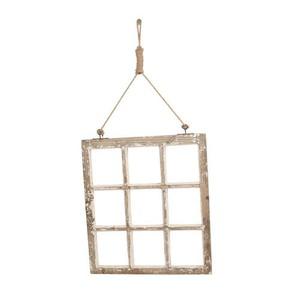 【K755-932B】Wood frame B #壁面オブジェ #フレーム #アンティーク #ヴィンテージ #ウッド #シャビー