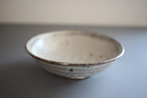 井上茂|粉引小皿
