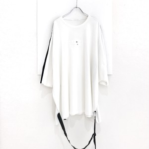 予約  10.15日入荷分 ラスト keisukeyoneda out of..emboss tape tee