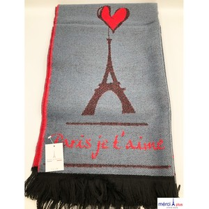 Eiffel Tower Shawl-NY-