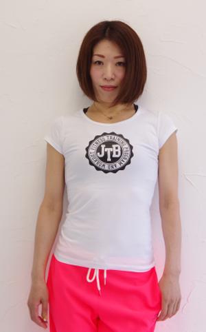 【JTB】 LOGO ストレッチ Tシャツ【ホワイト】【再入荷】イタリアンウェア【送料無料】《W》