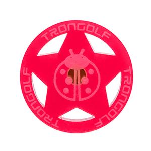 TRONGOLF Crystal マーカー/マグネット/ スター
