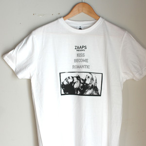 【TACOMA FUJI RECORDS】ZAAPS presents Kiss Become Romantic (designed by Ryohei Kazumi a.k.a E.N.T.E.R.T.A.I.N.M.E.N.T)