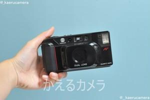 MINOLTA MAC DUAL フィルムカメラ