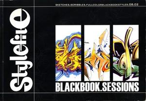 Stylefile BLACKBOOK. SESSIONS
