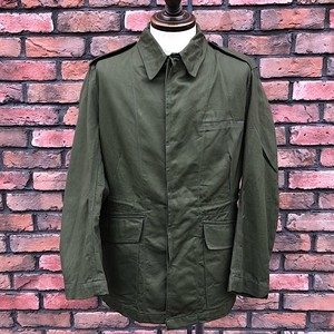 1967 British Army Green Drill Jacket J.mandleberg&Co.Ltd.