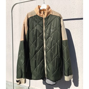 NIKE / logo down jacket