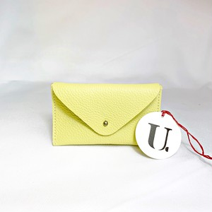 ROBROY Card case -カードケース-  yellow