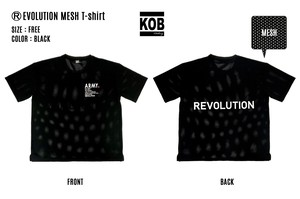 (R)EVOLUTION MESH T-shirt