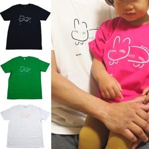 Rainbow バスケス坂田幸代さんデザイン Tシャツ 子供サイズ 100%