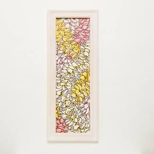 Art 【Plumeria・パノラマフレーム】