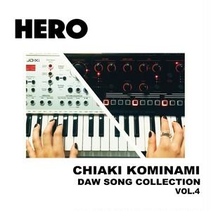 KOMINAMI CHIAKI DAW SONG COLLECTION VOL.4