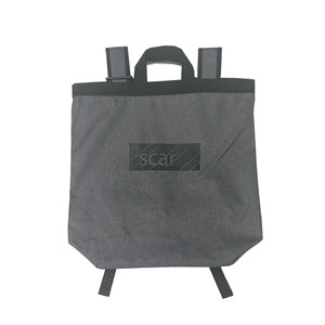 scar /////// BLACKBOX DAY PACK (Charcoal)