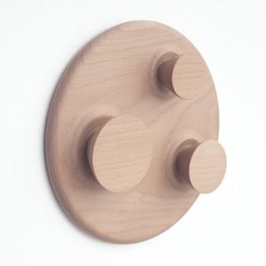 木製ウォールハンガー -Orbit Hanger L