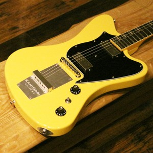 【Summer Sale/アウトレット】HISTORY & KAMINARI GUITARS《KH-CYGNET》/ Sun Flower Yellow 1本限り38%OFF!!