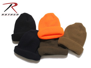 【RE:STOCK】Rothco|Acrylic Watch Beanie (ニット帽/ロスコ)
