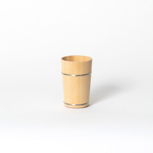 中川木工芸 椹ビアマグカップ