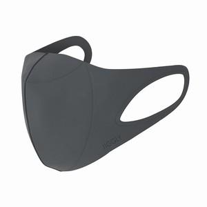 Ultra Puff Mask JIGGLY Gray