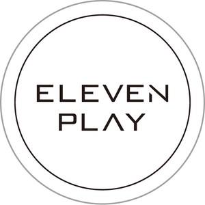 ELEVENPLAY ステッカー