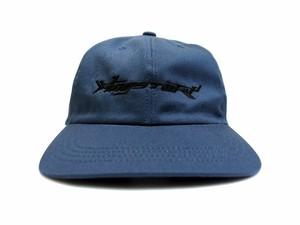 """""""F-LAGSTUF-F"""" CAP D.BLUE 18AW-FS-54"""