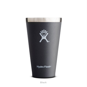 【Hydro Flask】BEER 16 oz True Pint - Black