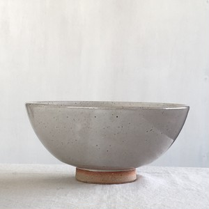 ONE KILN / CULTIVATE rice bowl L(丼) OF white