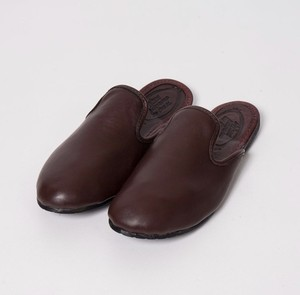 "Nelson ""Leather Zapatillas"" / NEW / Made In ARGENTINA / COLOR: BROWN"