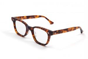 """EVILACT(イーブルアクト)eyewear """"HENDERSON"""" tortoiseshell frame×dimming glass lens (調光グレー)"""