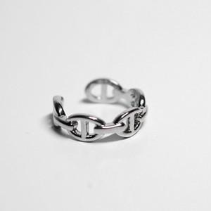 18kgp Mariner Ring 【SILVER】