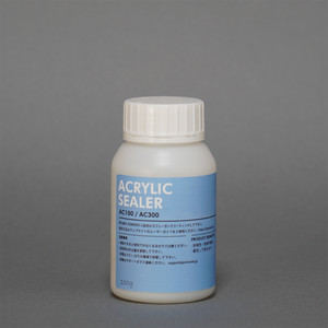 ACRYLIC SEALER 200g(コーティング剤)200g