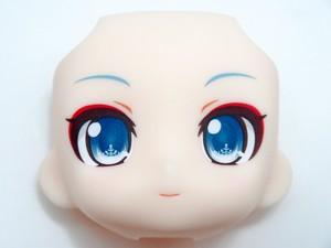 【850】 雪ミク タンチョウ巫女Ver. 顔パーツ 普通 ねんどろいど