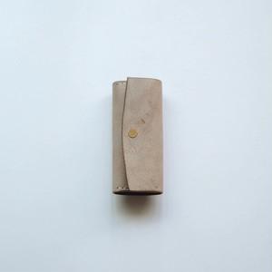 keycase - white beige - ALASKA