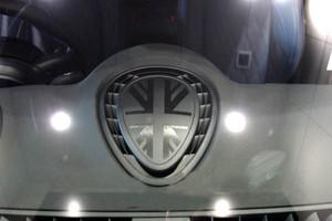 新色 BMW MINI F型系 ユニオンジャックダッシュボードステッカー