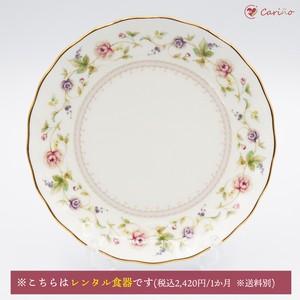 ノリタケ ラビングローズ パンプレート16cm (1700001)