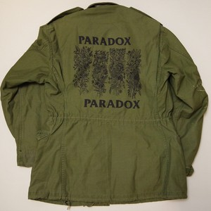 P flag Army Jacket