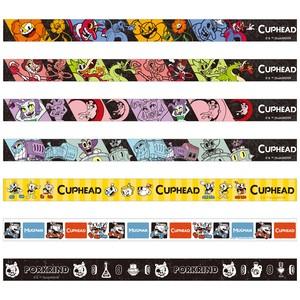 CUPHEAD ( カップヘッド ) マスキングテープコレクション / エンスカイ