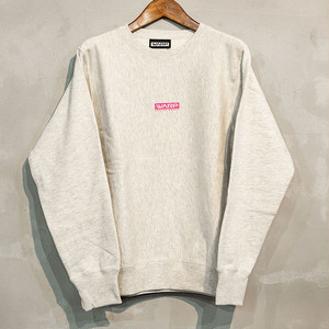 Warp Design Works mini Logo sweat