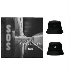 """(受注販売)Bucket Hat """"triangle logo""""  /CD Set(2種類)"""