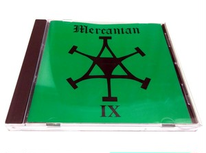 [USED] Mercantan - IX (1993|1995) [CD]