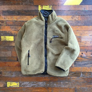 ALTUS MOUNTAIN GEAR / Reversible fleece jacket