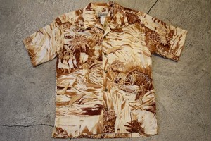 USED 00s pataloha Shirt -Small S0503