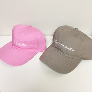 【SHOT】RENA × SHOOTBOXING LOGO CAP