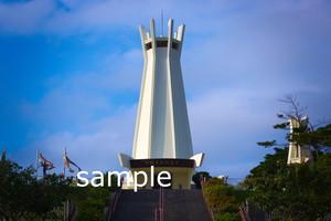 平和祈念堂の祈り【写真データDSC08053S】