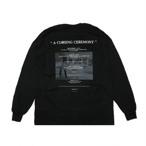 """ CEREMONY SOUVENIR LONG SLEEVE """