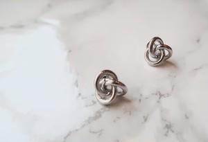 triple silver pierce