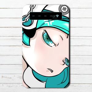 #019-039 モバイルバッテリー おすすめ iPhone Android おしゃれ メンズ 可愛い スマホ 充電器 タイトル:メトロノーム 作:續